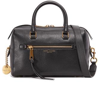 Marc Jacobs Recruit Bauletto Bag $495 thestylecure.com