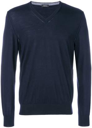 Ermenegildo Zegna v-neck sweater