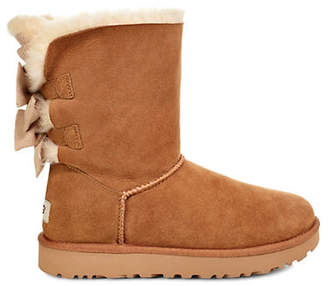 UGG Classic Bailey Sheepskin-Lined Suede Boots