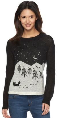 Women's Woolrich Graphic Sweater $89 thestylecure.com