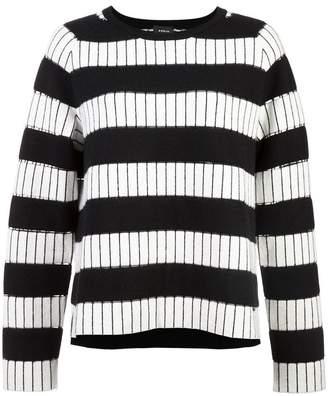 Akris striped jumper