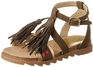 Unisa Girls' MINO_BS_KS Wedge Heels Sandals