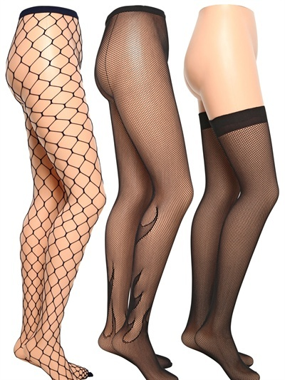 Emilio Cavallini Set 4 Lycra Stockings