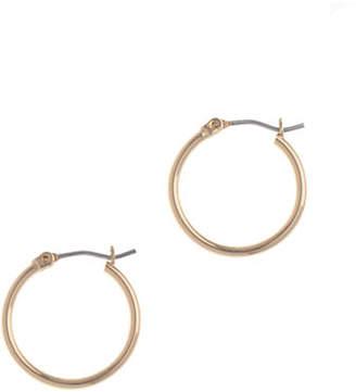 Nine West Pierced Small Clickit Hoop Earring
