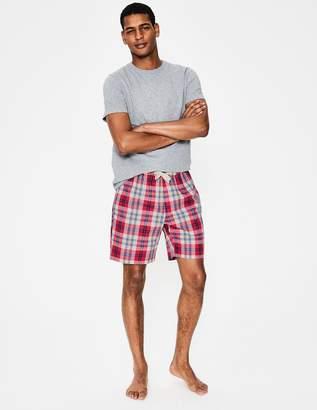 Cotton Poplin Pyjama Shorts