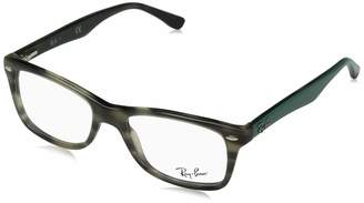 Ray-Ban Women's 0RX 5228 5800 50 Optical Frames