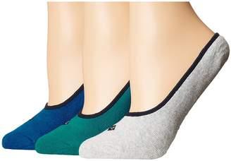 Sperry Set Sail Cushion Canoe Liner Women's No Show Socks Shoes