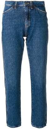 MiH Jeans Cult cropped jeans