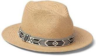Southwestern straw panama hat $34.95 thestylecure.com