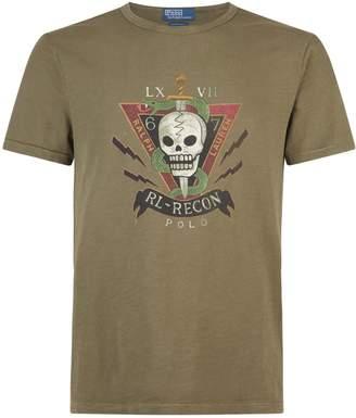 Polo Ralph Lauren Skull Triangle T-Shirt
