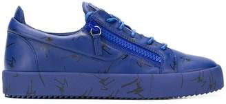 Giuseppe Zanotti Design The Signature low-top sneakers