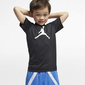 Jordan Dri-FIT Little Kids' T-Shirt