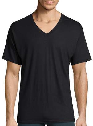 Hanes Men's X-Temp Comfort Cool FreshIQ V-Neck Undershirt 3-Pack