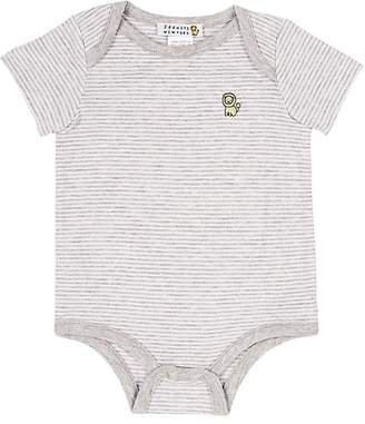 Barneys New York Infants' Striped Bodysuit