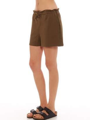Nude Lucy Quartz Paperbag Short