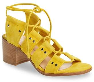 Charles David Birch Block Heel Sandal (Women)