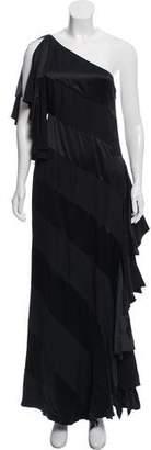 Valentino Silk Vintage Evening Dress