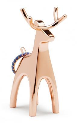 Umbra Reindeer Ring Holder $33 thestylecure.com