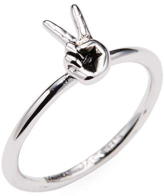 Marc by Marc Jacobs Jewelry Women's Victory Hand Ring