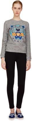 Icons Kenzo Tiger Cotton Molleton Sweatshirt