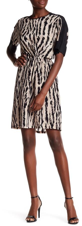 BCBGMAXAZRIABCBGMAXAZRIA Nicolette Silk Dress