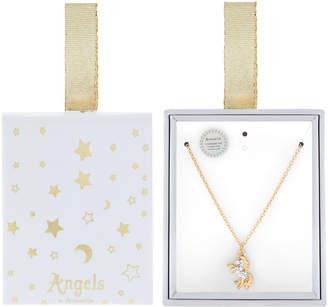 Accessorize Unicorn Necklace with Swarovski Crystals