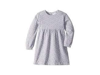 Toobydoo Empire Waist Dress (Toddler/Little Kids/Big Kids)