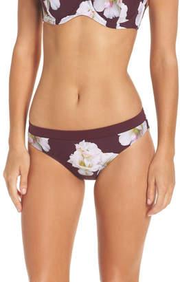 Ted Baker Garcela Gardenia Bikini Bottoms