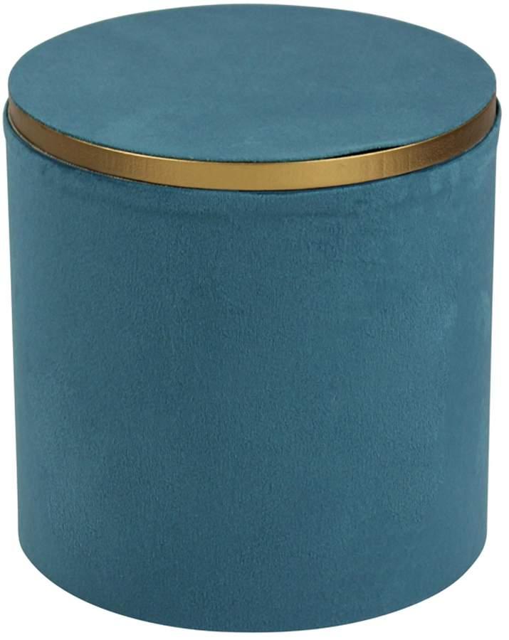 Sagebrook Home Medium Round Storage Box