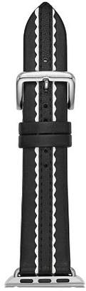Kate Spade Apple Leather Watch Strap, 25mm