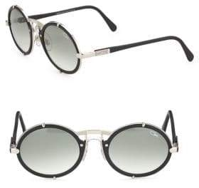 Cazal Round Sunglasses
