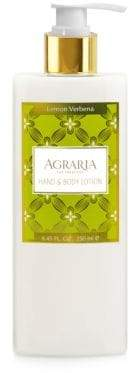 Agraria Lemon Verbena Hand& Body Lotion/8.45 oz.