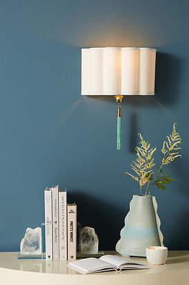Anthropologie Dorette Sconce
