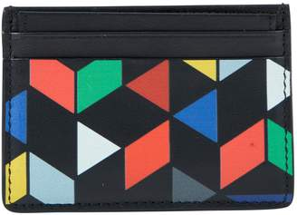 HUGO BOSS Leather card wallet