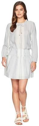 Splendid Smocked Waist Dress Women's Dress