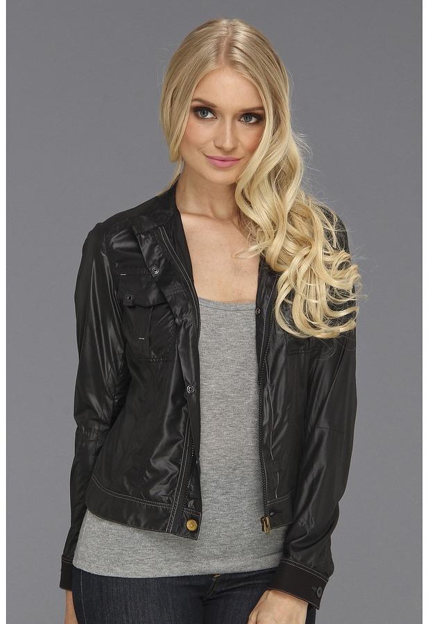 G Star G-Star - Biker Jacket (Black) - Apparel