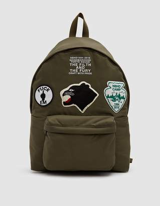 Neighborhood Day Pack in Olive Drab