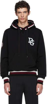 Dolce & Gabbana Black Hoodie