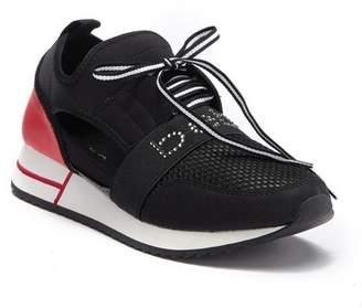 Bebe Brieanna Cutout Sport Sneaker
