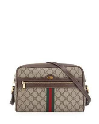Gucci Ophidia Medium GG Supreme Camera Crossbody Bag