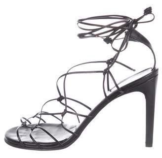 Stephane Kelian Vintage Leather Sandals