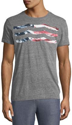 Sol Angeles Men's Liberty-Waves Pocket Tee