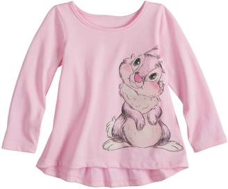 Disneyjumping Beans Disney's Bambi Baby Girl Thumper Top by Jumping Beans