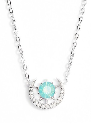 Women's Nadri Wishes Crystal Pendant Necklace $55 thestylecure.com