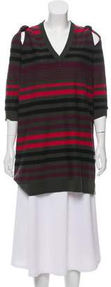 Sonia Rykiel Virgin Wool Tunic
