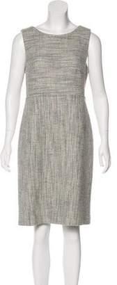Lavia Tweed Knee-Length Dress