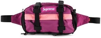 Supreme logo waist bag