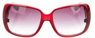 Gucci Hysteria Crest Heart Sunglasses