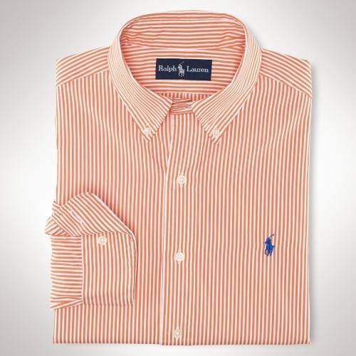 Polo Ralph Lauren Classic-Fit Striped Poplin