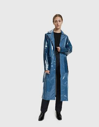 Rains Limited Long Faded Raincoat